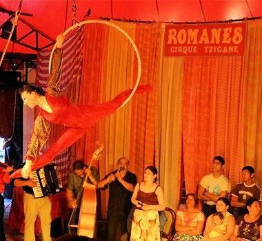 Cirque Romanés