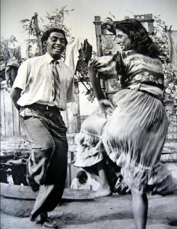 "Foto: Mateo Maximoff, aus ""Tsiganes"" 1959"